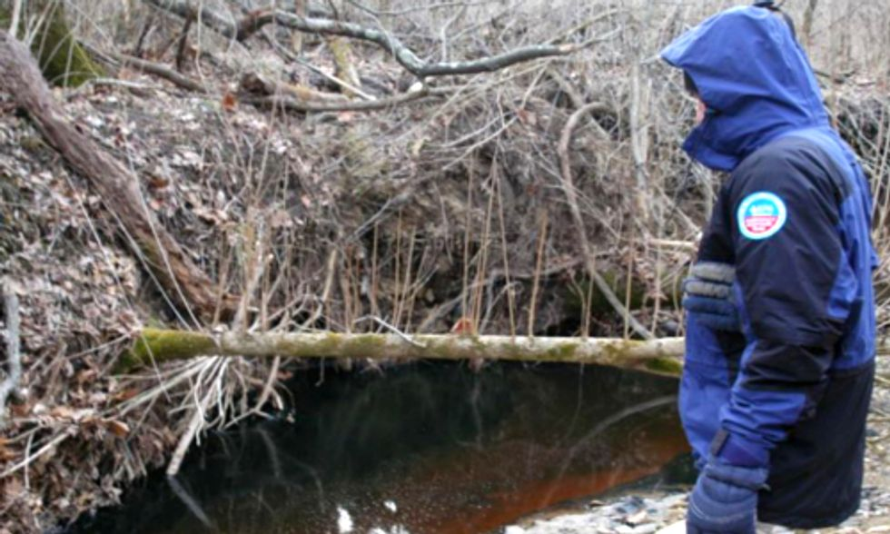 Interstate Pipeline Spills 10,000 Gallons of Crude Oil Into Ohio Nature Preserve