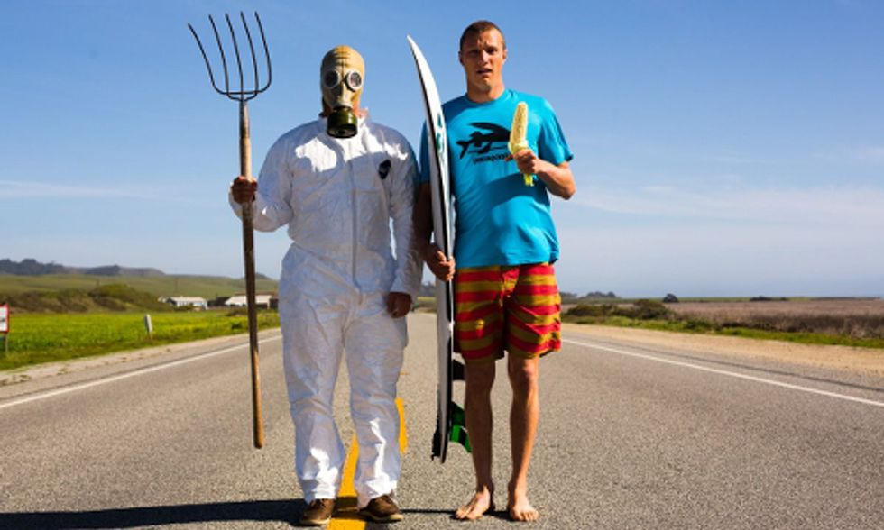 Pro Surfers vs. GMOs: New Film Explores Hawaii's Growing Anti-GMO Movement
