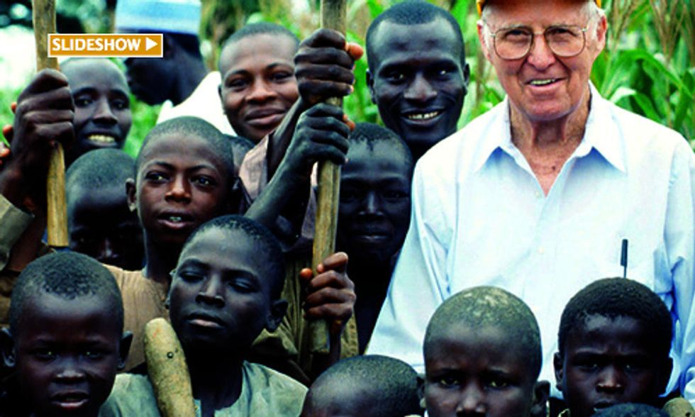 Celebrating 100 Years of Norman Borlaug: The Father of the Green Revolution