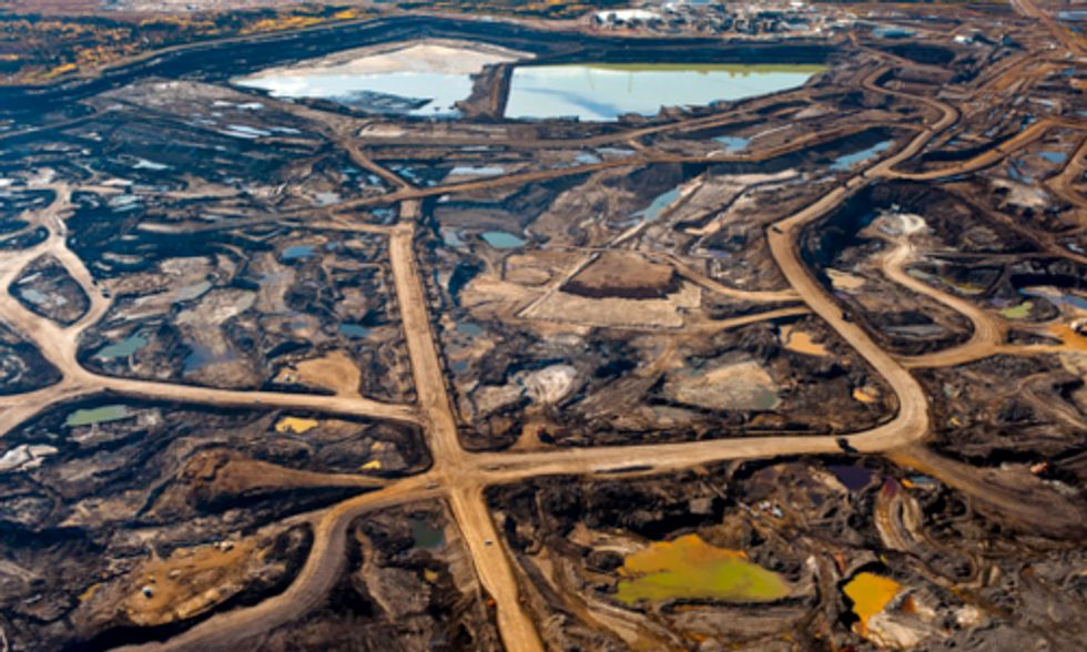 Koch Brothers Are Largest Lease Holders in Alberta Tar Sands