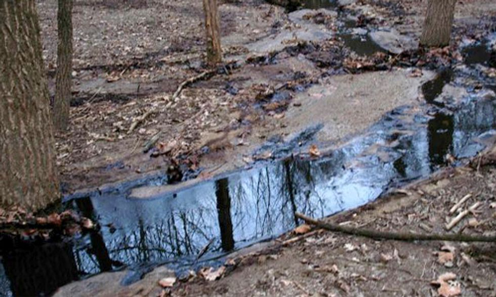 Ohio Pipeline Spill Leaked Double the Amount of Crude Oil Originally Estimated