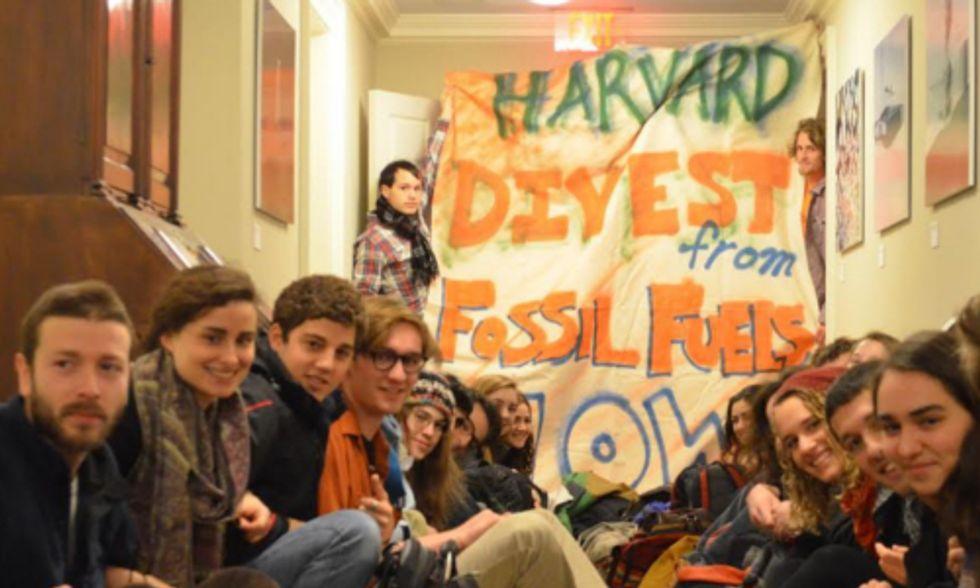 Divest Harvard Campaign Heats Up