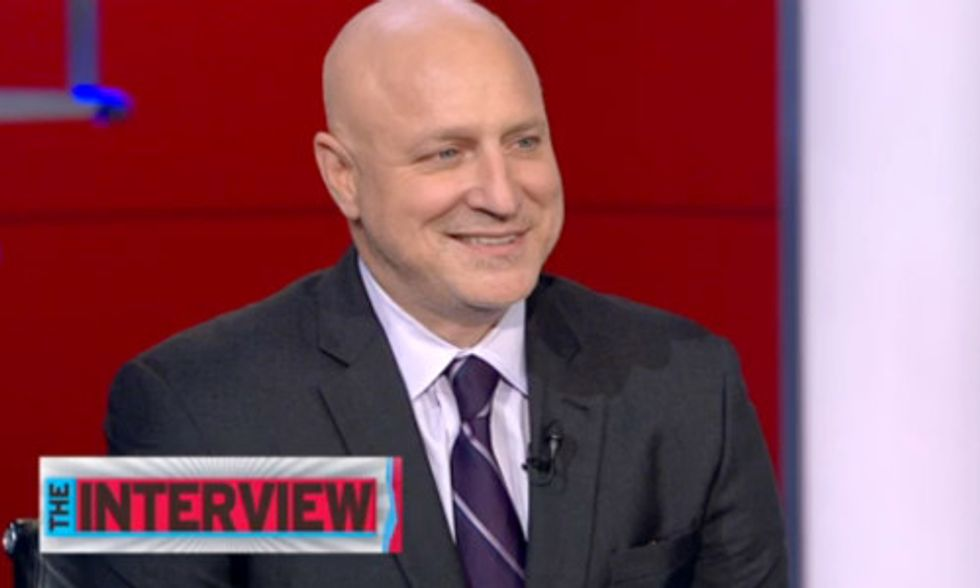 Chef Tom Colicchio to Host New MSNBC Show on Food Policy Reform