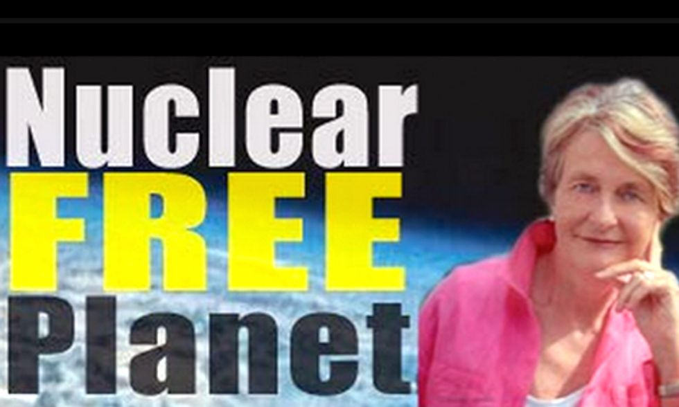 Helen Caldicott's 'Nuclear-Free Planet' with Noam Chomsky and Other Great Minds