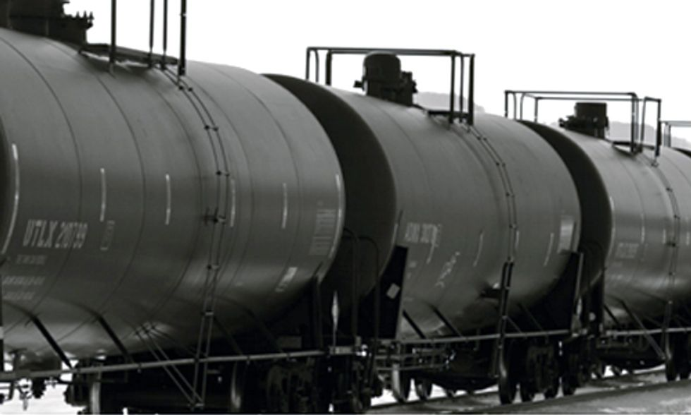 Striking New Report Finds Oil Trains Put 25 Million Americans at Risk