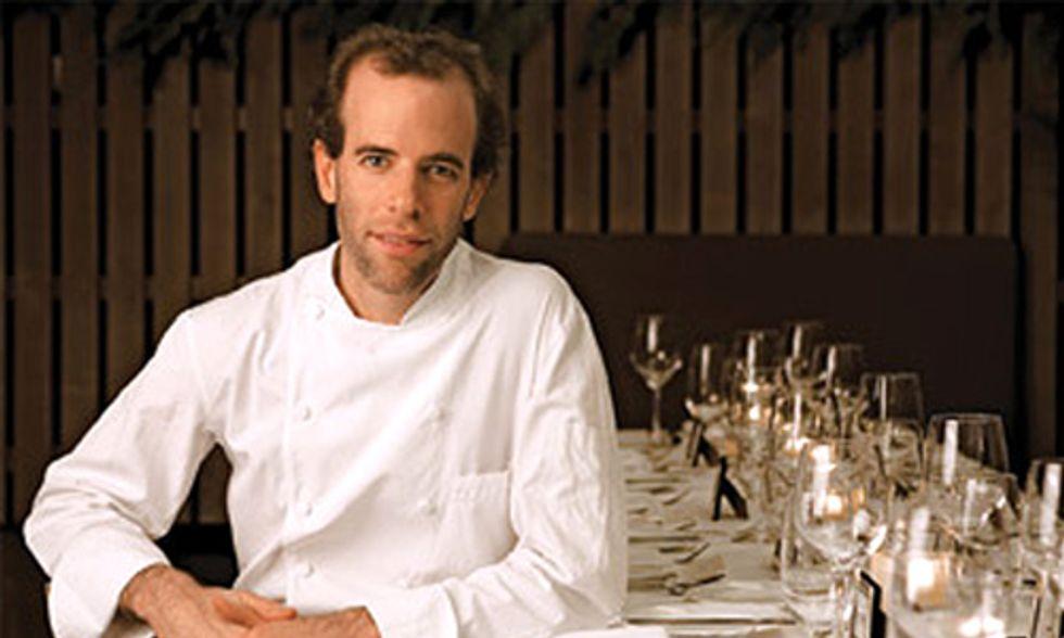 Dan Barber's Pop-Up Restaurant Puts Food Waste on the Plate