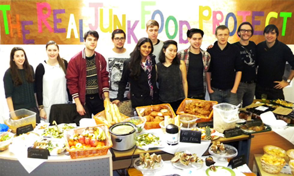 3 Young Entrepreneurs Find Revolutionary Way to Cut Out Food Waste