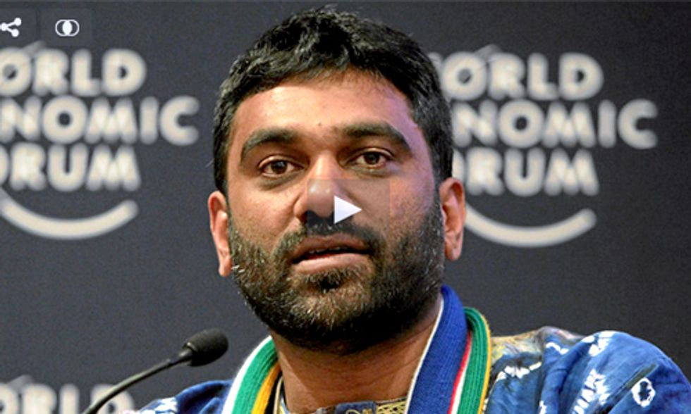 Greenpeace's Kumi Naidoo Targeted by Intelligence Agencies as 'Security' Threat