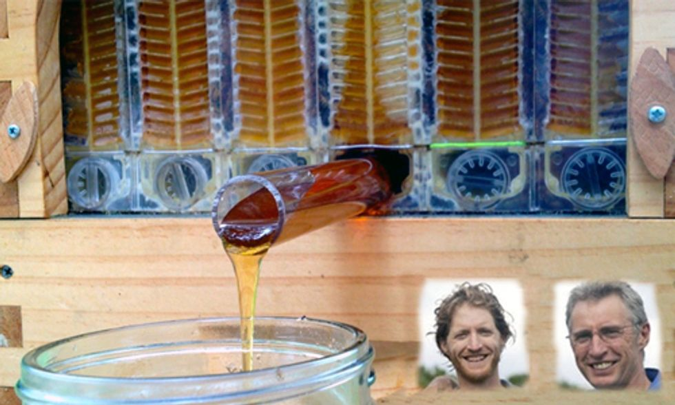Record-Setting Indiegogo Campaign at $4.7 Million Takes Honeybee Entrepreneurs to New Heights