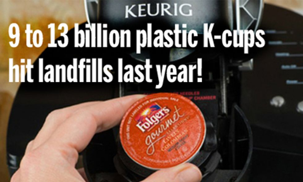 K-Cup Inventor Admits He Doesn't Have a Keurig, Regrets Inventing Them ... Find Out Why