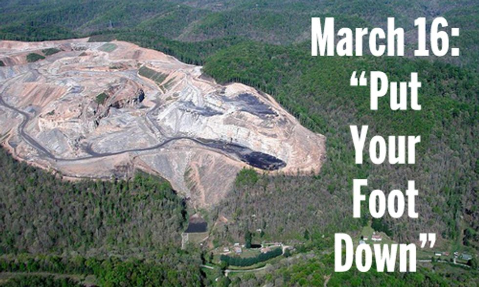 Mountaintop Removal Coal Mining Ends on March 16