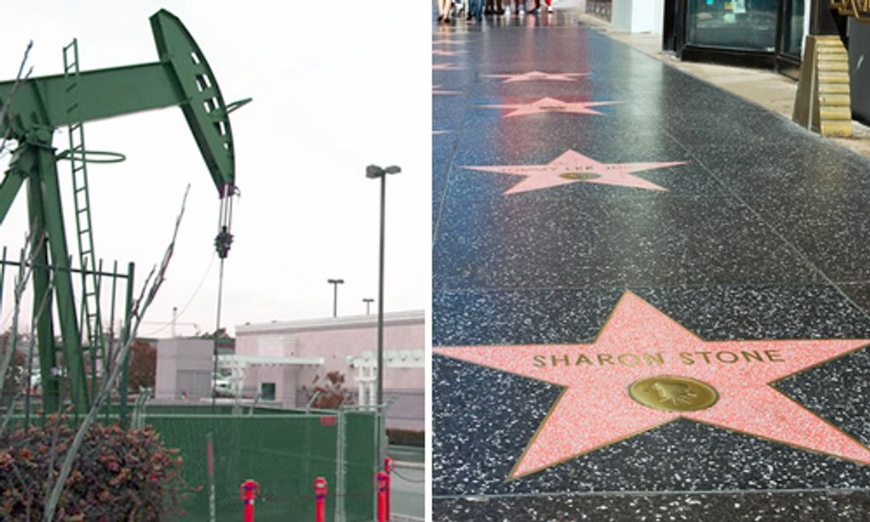Are There More Oil and Gas Wells in LA Than Movie Stars?