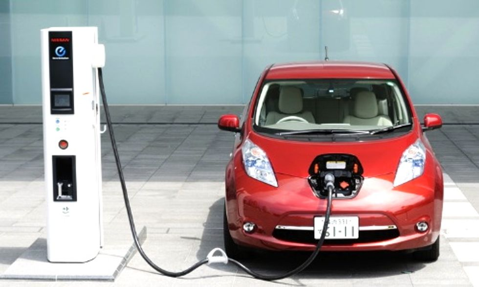Nissan's Game-Changing Deal Allows EV Owners to Sell Power Back to the Grid