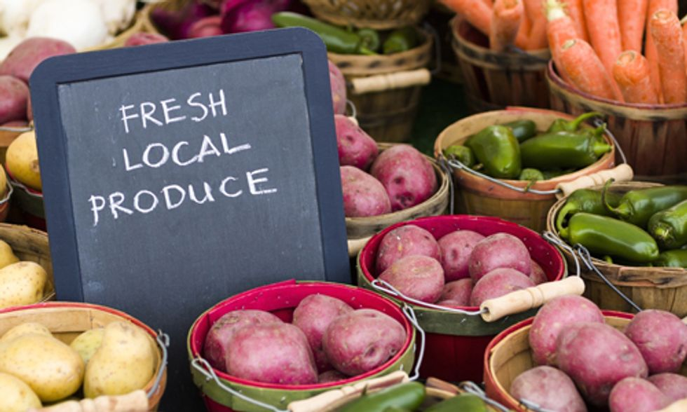 Growing Trends in the Local Food Movement Show Industry Is Thriving