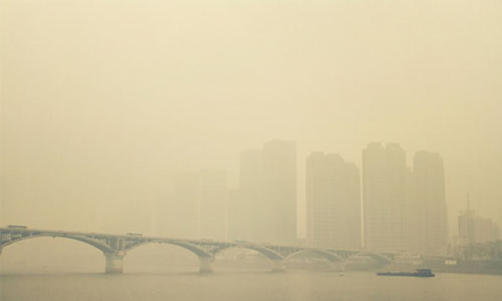 China's Wildly Viral Smog Documentary Hailed Then Banned by Chinese Officials