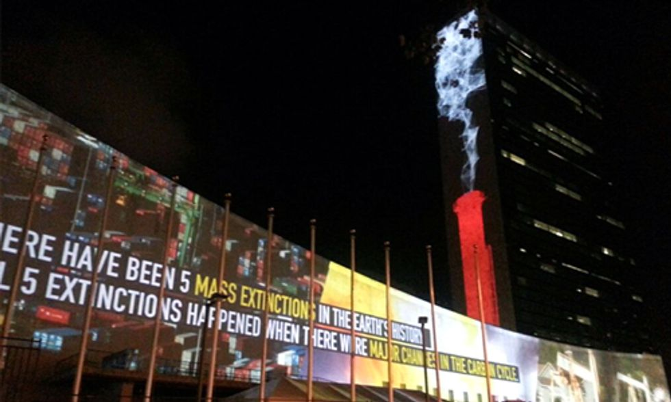 Must-See: 'Racing Extinction' Exposes the Secrets Others Don't Want You to See