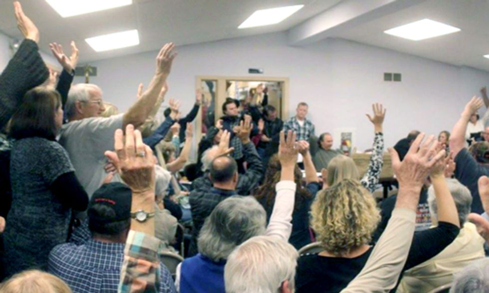 Community Rights vs. Corporate Rights: Citizens Fight for Home Rule Against Fracking and Pipelines