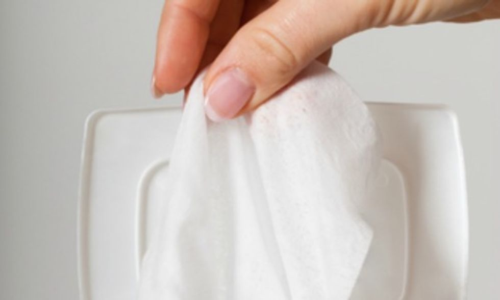 Are You Flushing Your Baby Wipes Down the Toilet? Here's Why You Shouldn't