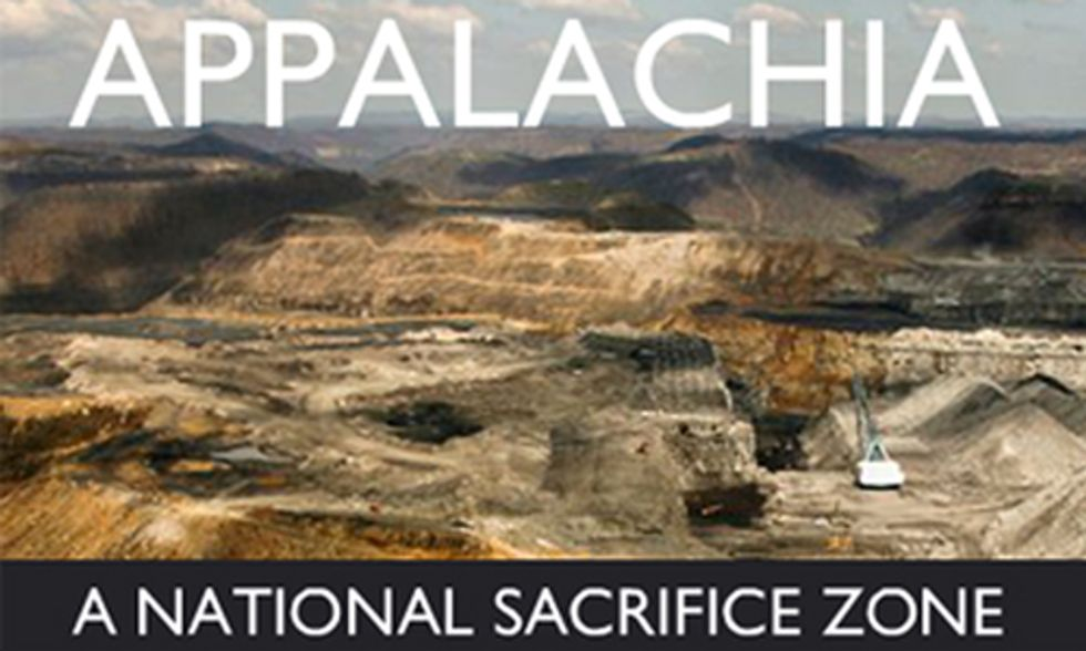 Mountaintop Removal: It's Time to Bring This American Tragedy to an End