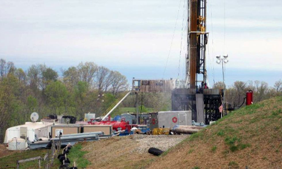 No Fracking in State Parks, Ohio House Democrats and Republicans Surprisingly Agree