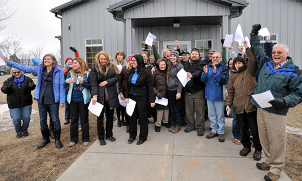 Charges Dismissed 'In the Interests of Justice' for 42 Seneca Lake Gas Storage Protesters