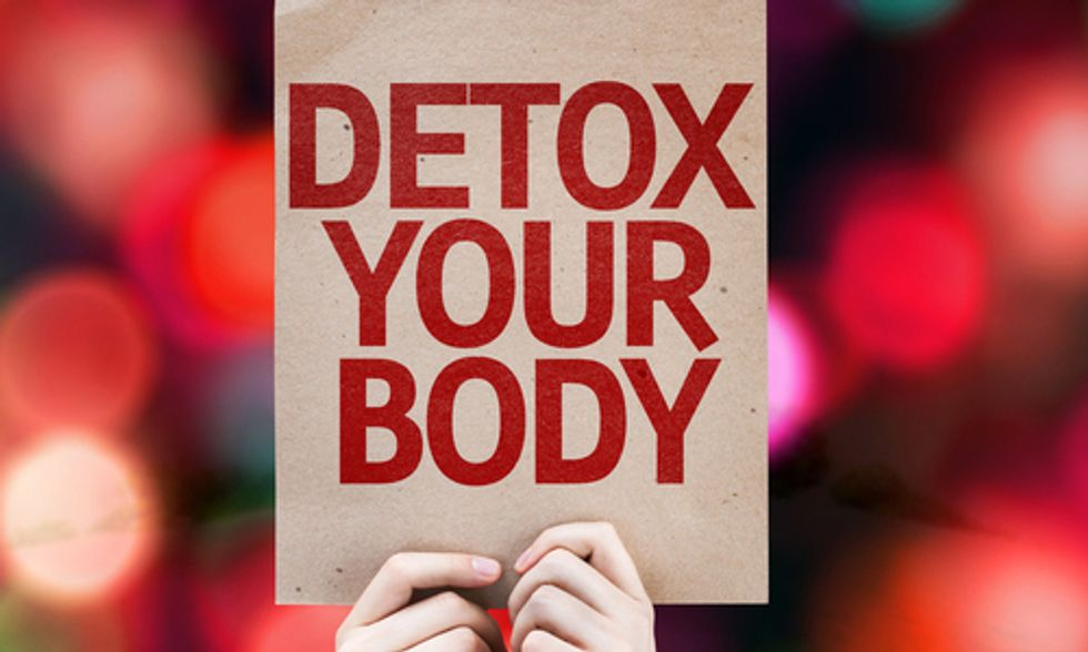 7 Reasons to Detox