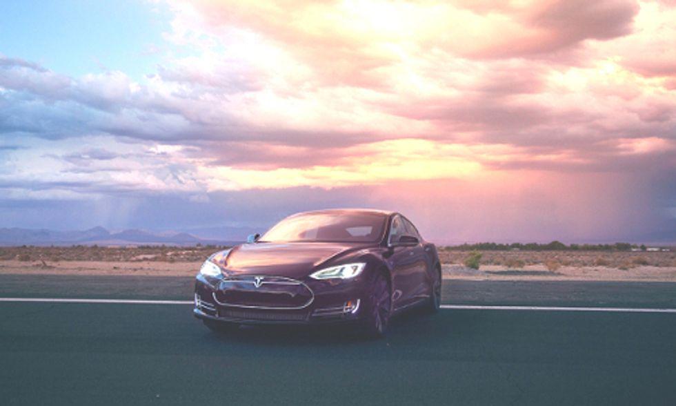 Elon Musk Says Tesla Has Conquered 'Range Anxiety'