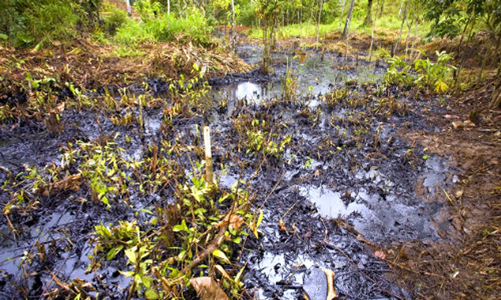 Will Chevron and Exxon Ever Be Held Responsible for Decades of Contamination?