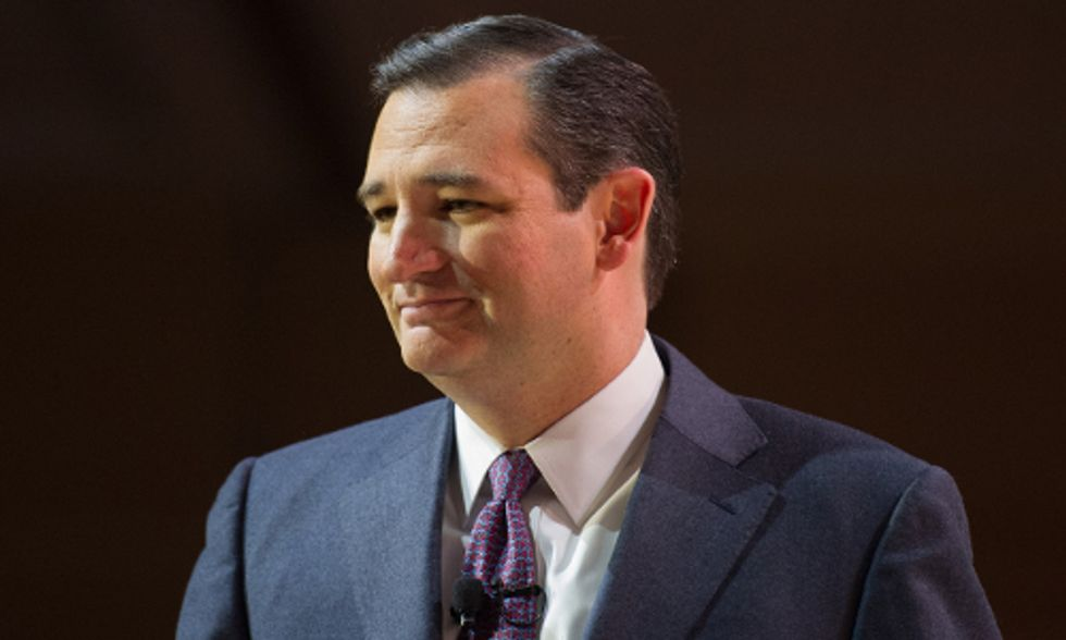 """Climate Denier Ted Cruz Announces Presidential Run, Gov. Brown Calls Him """"Unfit to Be Running for Office"""""""