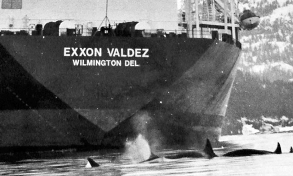 Remembering Exxon Valdez: Moving Beyond Oil and Keeping Shell Out of the Arctic