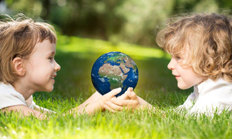 David Suzuki: A Better World Is Possible