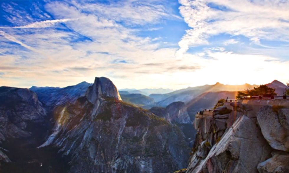 Breathtaking Video Gives You In-Depth Look at Iconic Yosemite National Park