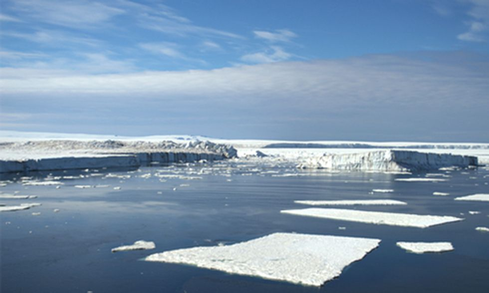Antarctica Records Hottest Day Ever, New Study Finds Rapid Acceleration of Ice Melt