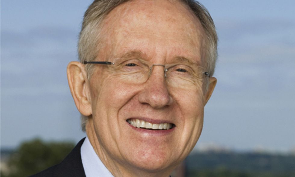 Carl Pope: Sen. Harry Reid's Retirement a Major Loss to the Climate Movement