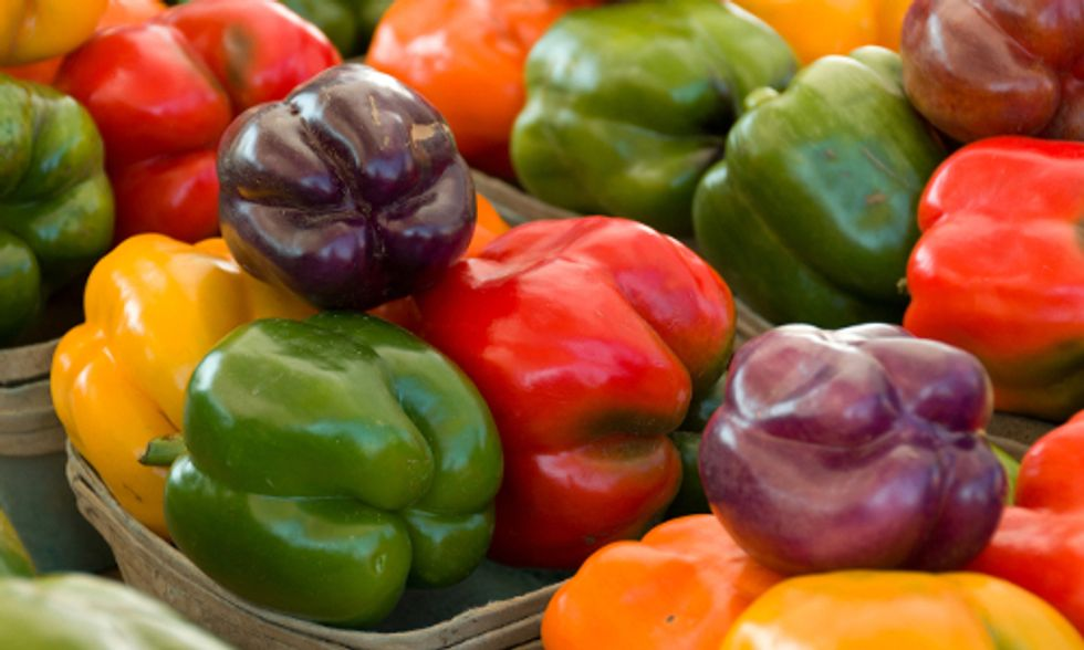 Eating Pesticide-Laden Fruits and Vegetables Linked to Low Sperm Count