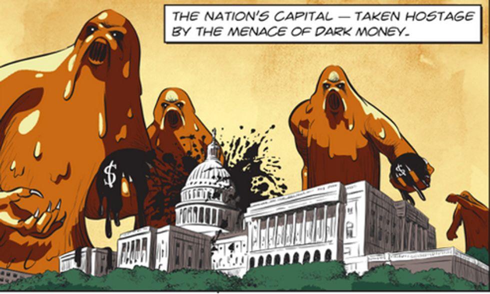 Fighting Dark Money to Restore Our Democracy