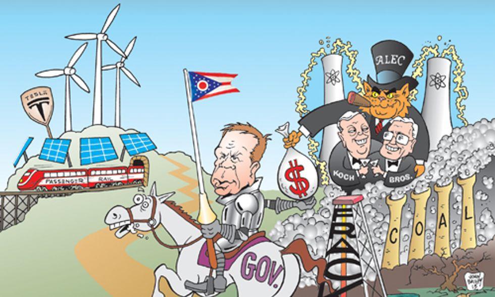 How Ohio's Energy Economy Became a Radioactive 19th Century Relic