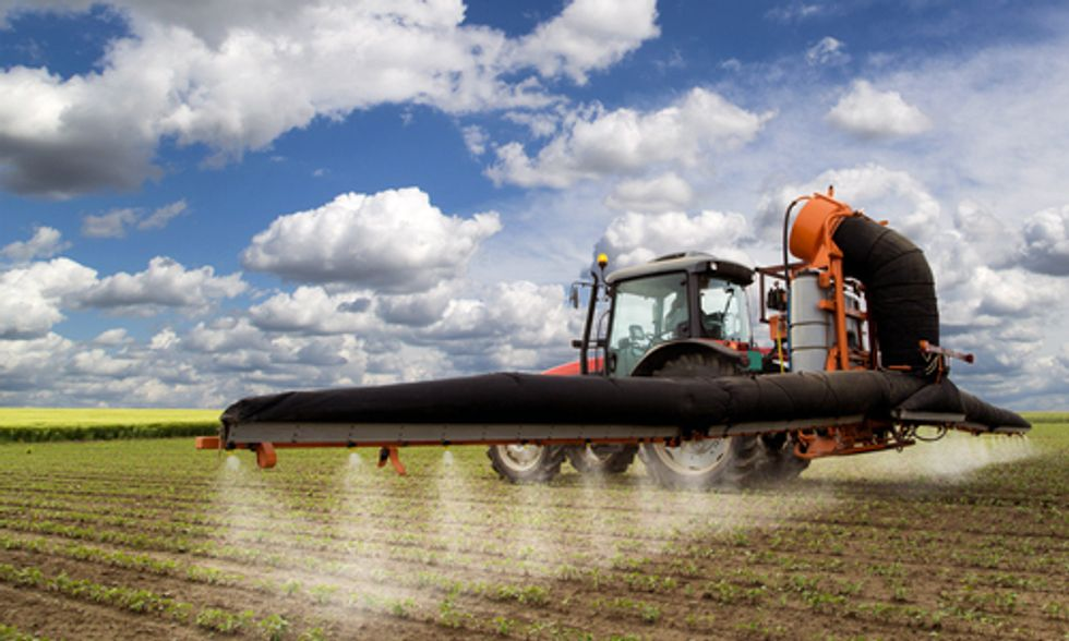 EPA Approves GMO Weed Killer Enlist Duo in Nine More States