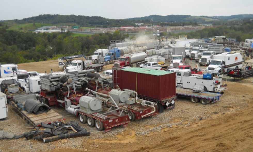 Fracking's Most Wanted