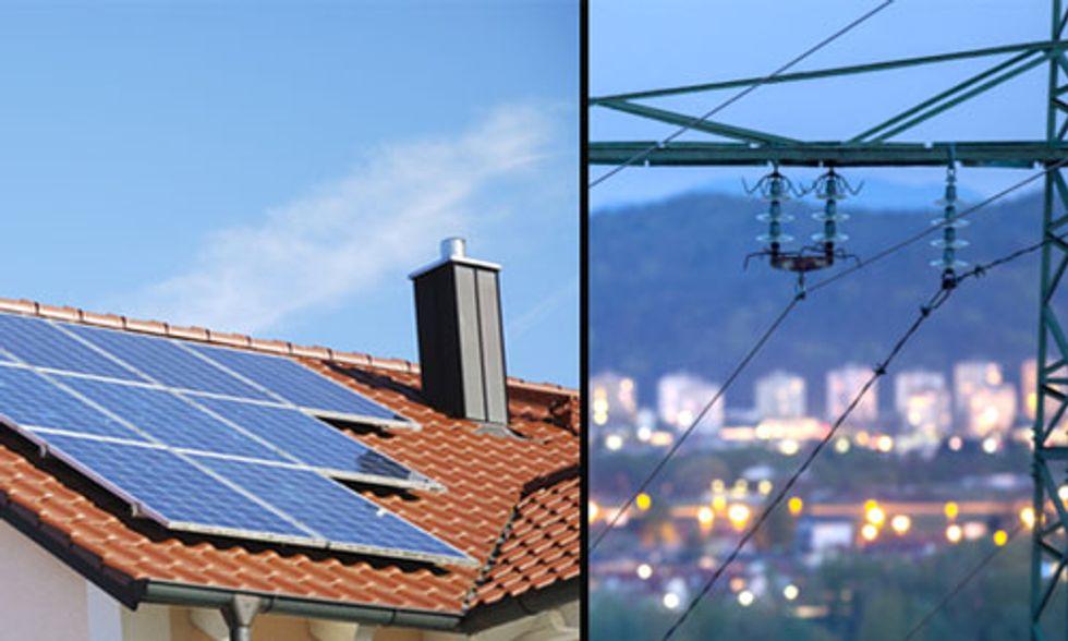Solar Energy: Grid vs. Battery Storage