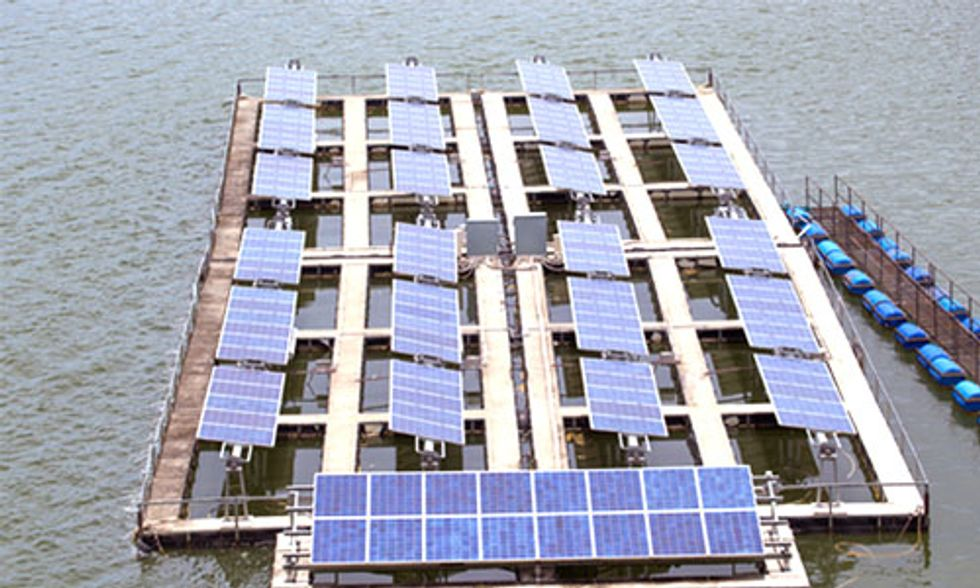 Brazil to Build World's Largest Floating Solar Farm Amidst Devastating Drought