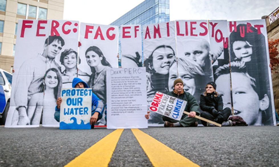 We Will Not Be Silent: Beyond Extreme Energy Continues Actions Against FERC