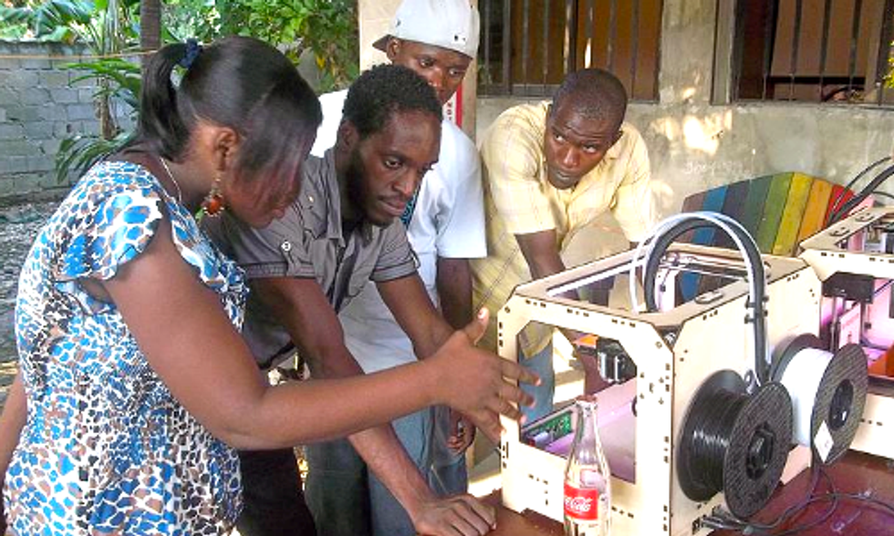 Solar-Powered 3D Printers a Game-Changer for Developing Countries