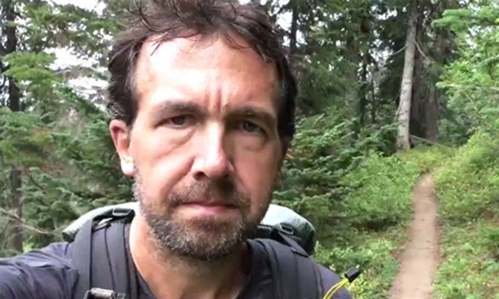Viral Video: Man Hikes Pacific Crest Trail and Takes a Selfie Every Mile
