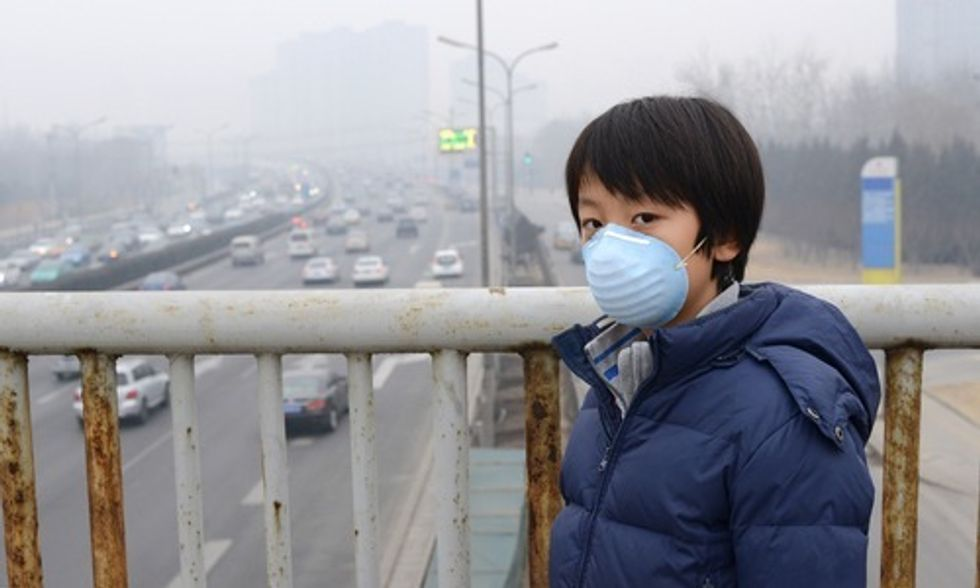Toxic Smog Puts Cancer as Leading Cause of Death in China