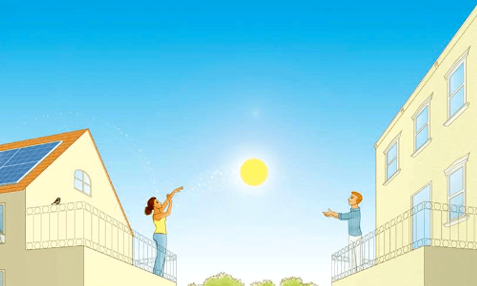 How You Can Go Solar Without Even Owning a Single Panel