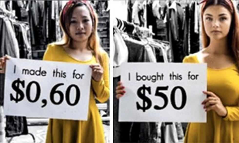 Who's Really Paying for Our Cheap Clothes?