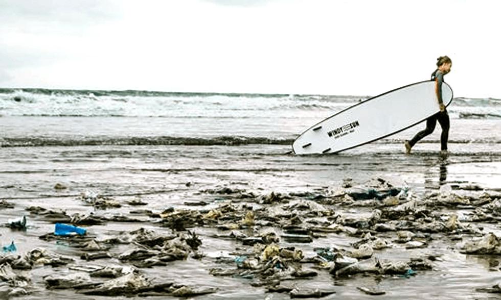 Adidas Wants to Turn Ocean Plastic Into Sportswear