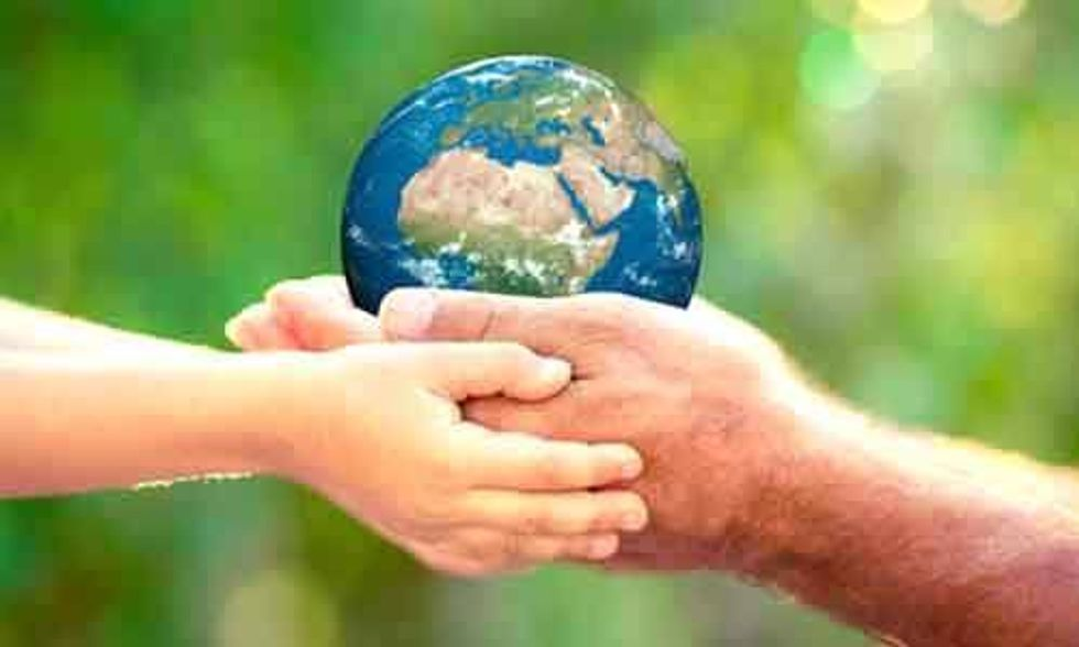 13 Reasons to Be Optimistic on Earth Day