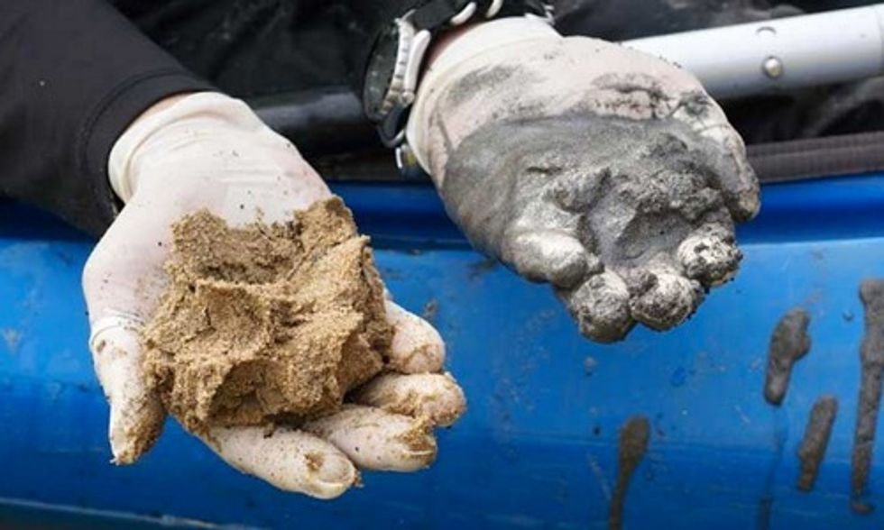 Duke Energy Coal Ash Ponds Contaminate Wells, Residents Told Not to Drink the Water